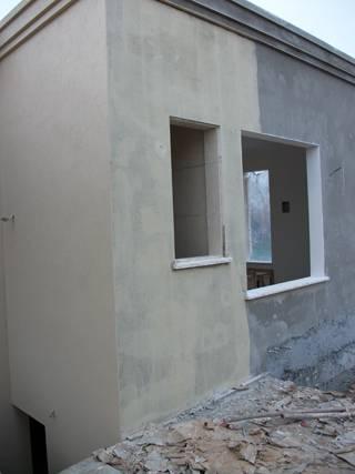 פריימרים על קיר